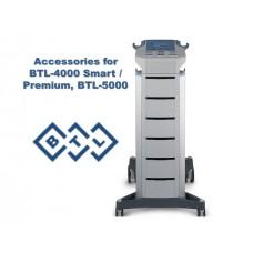 Держатель для лазерного кластера или зонда к тележке для BTL-4000 Smart / Premium, BTL-5000