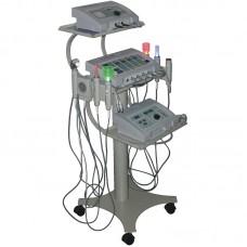 Универсальная стойка для медицинской аппаратуры